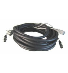 Combi Kabel Power / XLR - 5Meter, Kombi kabel