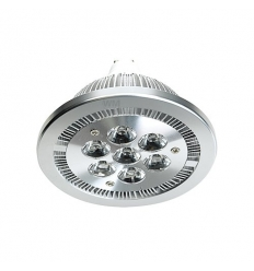 LED pære GU10 - 7 Watt CREE chip 60 grader