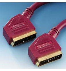 Vivanco Scart - Scart Video Audio 5m
