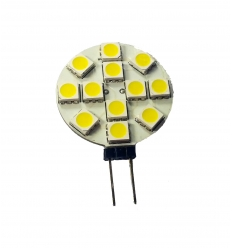 8-15V DC G4 LED Stift 2,4W