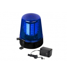 LED Police light blå