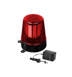 LED Police light - Rotorblink Rød