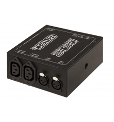 BRITEQ DS-12 DMX Power Splitter