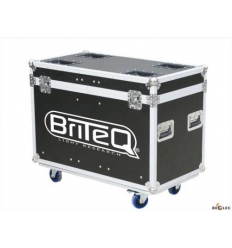 Flightcase til 2x BT-250 / BT-575 Movinghead