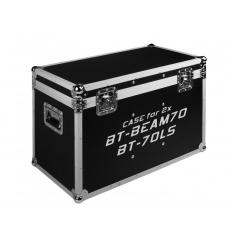 Flightcase 2x BT-Beam70 eller 2xBT-70 LS