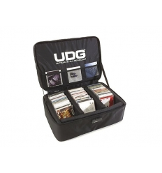 UDG Jewelcase Black - Stor taske til CD´er