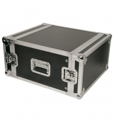 "Flightcase - 19"" Rack 6 unit"