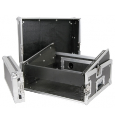 "19"" Mixerpult Fligthcase 2 Unit + 8 Unit"