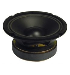 "Basenhed 6.5"" Med polymembran 100W RMS - Hifi Basenhed"