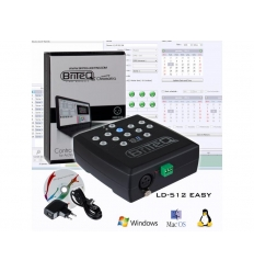 Briteq LD-512 Easy - DMX software til PC - DMX Interface