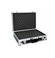 Flightcase Kuffert til gadgets Sort - 460 x 345 x 165mm