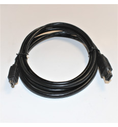 Fire Wire Kabel - 4 - 6 - 1,8m