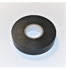 Isolerbånd Sort PVC Tape - 19mm - Rulle med 33 meter