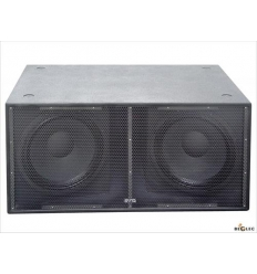 "RS-218 PA  Dobbelt 18"" Subwoofer 1200W RMS"