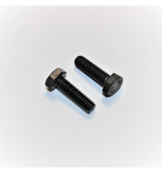 M6x20mm Sort Sætbolt - OF 8.8