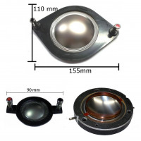 Headset Diaphragms og Horn